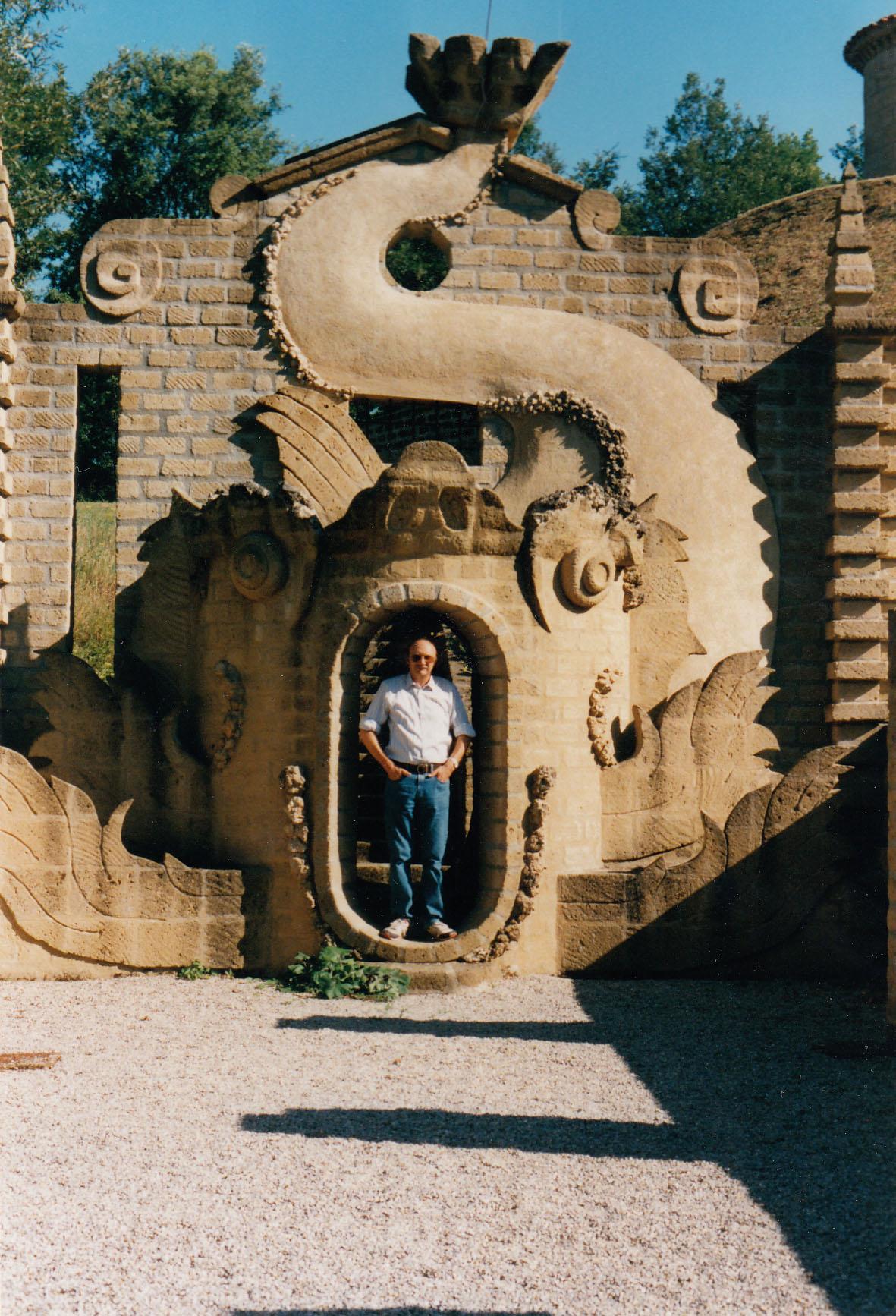 La Scarzuola: Der Park des Tomaso Buzzi